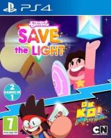 Steven Universe : Sauve la Lumière & OK K.O.! De Zéro à Héros (PS4)