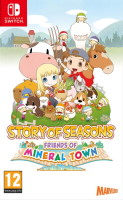 Story of Seasons: Friends of Mineral Town (Switch)