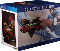 Street Fighter V édition collector (PS4)