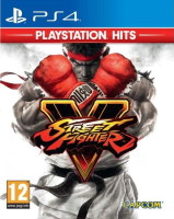 Street Fighter V édition PlayStation Hits (PS4)