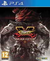 Street Fighter V Arcade Edition (PS4) + Tekken 7 (PS4)