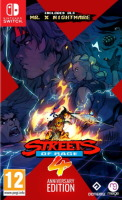 Streets of Rage 4 Anniversary Edition (Switch)