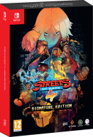 Streets of Rage 4 édition Signature (Switch)