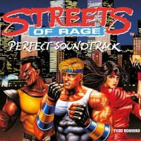 Streets of Rage : Perfect Soundtrack (CD)