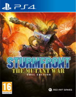 Sturmfront: The Mutant War - Übel Edition (PS4)