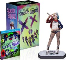 Suicide Squad édition limitée (blu-ray)