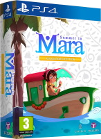 Summer in Mara édition collector (PS4)