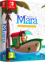 Summer in Mara édition collector (Switch)
