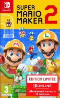 Super Mario Maker 2 édition limitée (Switch)