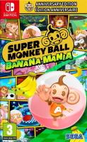 Super Monkey Ball Banana Mania (Switch)