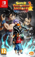 Super Dragon Ball Heroes : World Mission (Switch)