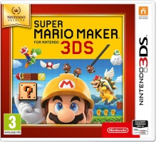 Super Mario Maker for Nintendo 3DS édition selects (3DS)