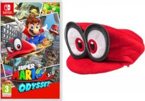 Super Mario Odyssey (Switch) + Cappy