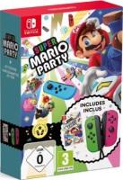 Bundle Super Mario Party sur Switch + joy-con