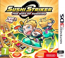 Sushi Striker : The Way of Sushido (3DS)