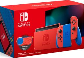 Switch édition limitée Mario