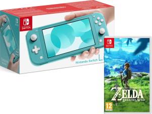 Nintendo Switch Lite + Zelda: Breath of the Wild