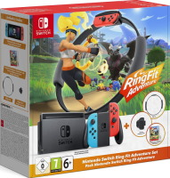 "Switch pack ""Ring Fit Adventure"""