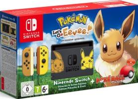 "Nintendo Switch édition limitée ""Evoli"""