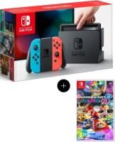 Console Nintendo Switch + Mario Kart 8 Deluxe