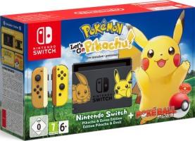 "Nintendo Switch édition limitée ""Pikachu"""