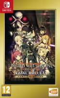 Sword Art Online: Fatal Bullet Complete Edition (Switch)