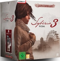 Syberia 3 édition collector (PC)