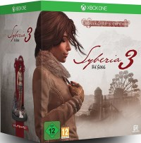 Syberia 3 édition collector (Xbox One)