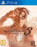 Syberia 3 édition limitée (PS4)