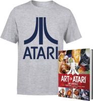 """T-shirt Atari + livre """"The Art of Atari"""""""