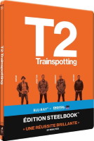 T2 Trainspotting édition steelbook (blu-ray)