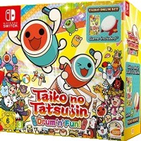 "Bundle ""Taiko No Tatsujin : Drum 'n' Fun"" + tambour (Switch)"