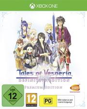 Tales of Vesperia: Definitive Edition éditon Premium (Xbox One)