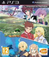 Tales of Graces f + Tales of Symphonia Chronicles (PS3)