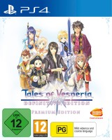Tales of Vesperia: Definitive Edition édition premium (PS4)