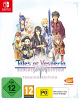 Tales of Vesperia: Definitive Edition édition premium (Switch)