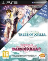 Tales of Xillia 1 + 2 (PS3)
