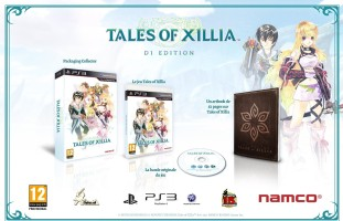 Tales of Xillia édition day one (PS3)