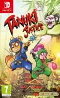 Tanuki Justice (Switch)