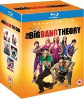 The Big Bang Theory Saisons 1 à 5 (Blu-Ray)