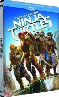 Teenage Mutant Ninja Turtles édition steelbook (blu-ray)