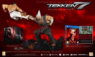 Tekken 7 édition collector (PS4)