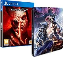 Tekken 7 + Steelbook (PS4)
