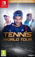 Tennis World Tour édition Legends (Switch)