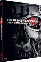 Quadrilogie Terminator (blu-ray)