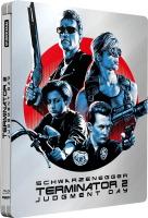 Terminator 2 : Le Jugement Dernier édition steelbook 30e anniversaire (blu-ray 4K)