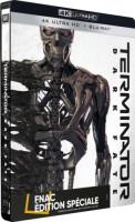 Terminator: Dark Fate édition steelbook (blu-ray 4K)