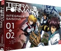 Terra Formars : intégrale saisons 1 & 2 édition limitée (blu-ray)