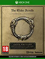 The Elder Scrolls Online édition Gold (Xbox One)