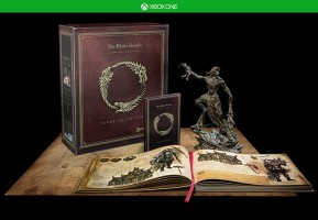 The Elder Scrolls Online: Tamriel Unlimited Imperial Edition (Xbox One)